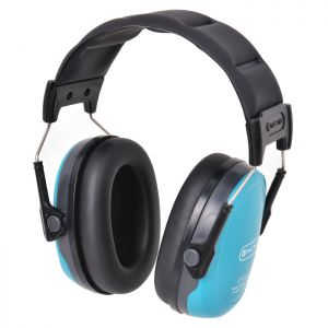 Tactix Kids Ear Muffs - Blue