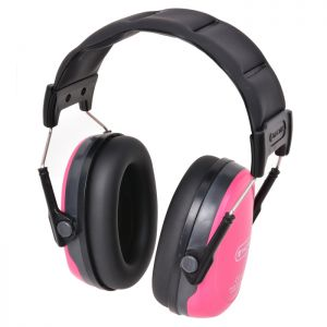 Tactix Kids Ear Muffs - Pink