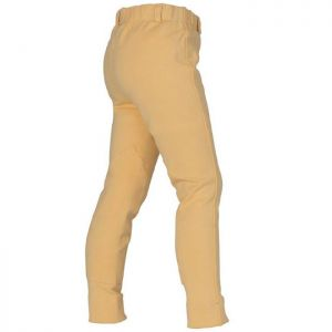Shires Children's Wessex Jodhpurs - Canary