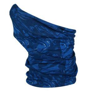Regatta Children's Multitube Scarf Mask – Blue Marble