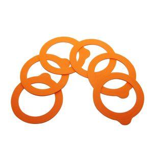 Kilner Replacement Silicone Jar Sealing Rings - Pack of 6