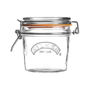 Kilner Round Cliptop Jar - 0.35L