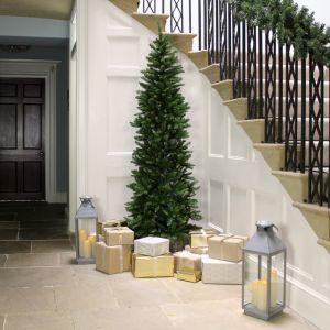 National Tree Kingswood Fir Pencil Christmas Tree - 7ft