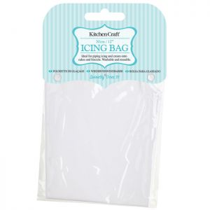 KitchenCraft Nylon Icing Bag - 12in