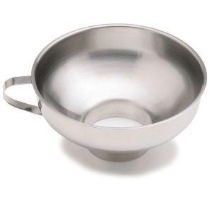 KitchenCraft Stainless Steel Jam Funnel