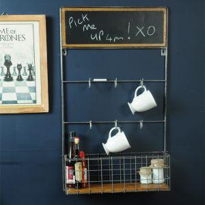 Kitchen Rack with Blackboard