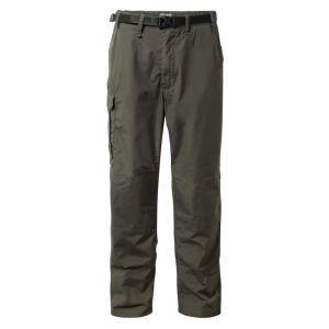 Craghoppers Men's Kiwi Classic Trousers – Short, Bark