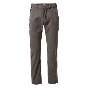 Craghoppers Men's Kiwi Pro II Trousers – Regular, Dark Lead