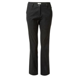 Craghoppers Womens Kiwi Pro II Trousers - Black