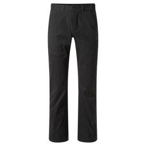 Craghoppers Men's Kiwi Pro II Trousers – Short, Black