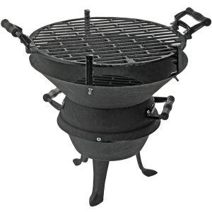 Koopman Cast Iron Barbecue