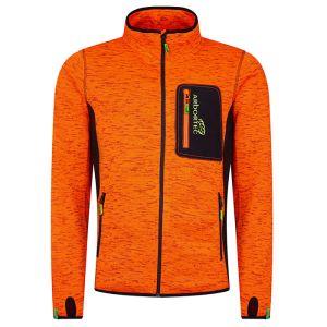 Arbortec Kudu Plus, Melange Knitted Jacket – Orange