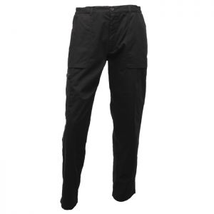 Regatta Ladies Action Trousers - Regular, Black