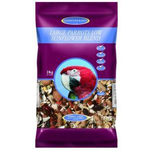 Johnston & Jeff Premium Parrot Fruit Mix - 2Kg