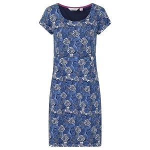 Lazy Jacks Ladies' Printed Dress - Rose