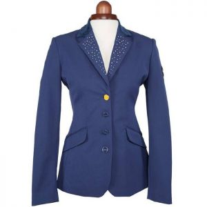 Shires Aubrion Oaklawn Show Jacket - Navy