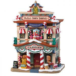 Lemax Christmas Figurine - Bella's Bon Bons