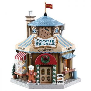 Lemax Christmas Figurine - The Cookie Palace