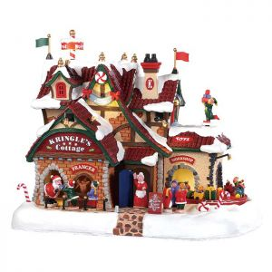 Lemax Christmas Figurine - Kringle's Cottage