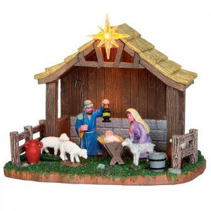 Lemax Christmas Figurine - Nativity Scene