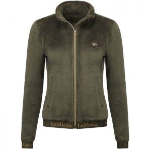 LeMieux Women's Liberte Fleece Jacket - Oak