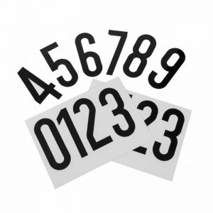 LeMieux Magnetic Number Pack and Boards