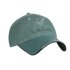 LeMieux Luxe Baseball Cap – Sage