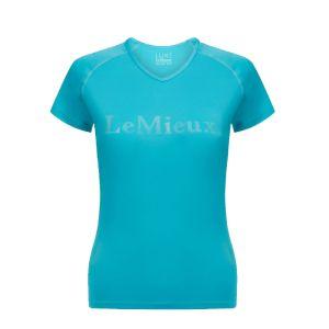 LeMieux Luxe T-Shirt – Azure