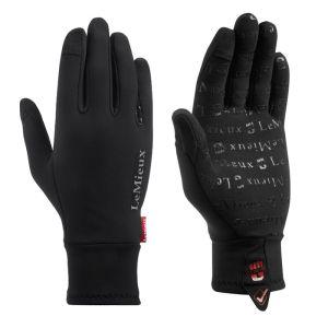 LeMieux Polar Grip Gloves - Black