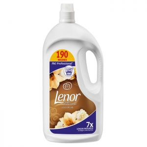 Lenor Super Concentrate Fabric Softener, 3.8 Litres - 190 Washes