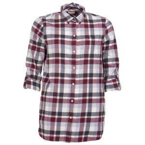 Barbour Lewes Shirt - Bordeau