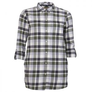 Barbour Lewes Shirt - Green