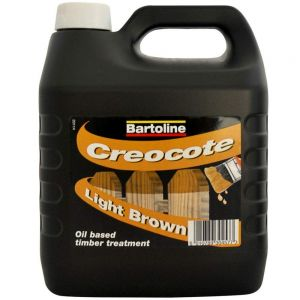 Bartoline Creocote Light - 4 litres