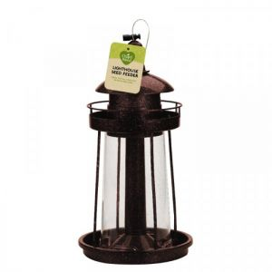 Chapel Wood Lighthouse Seed Feeder