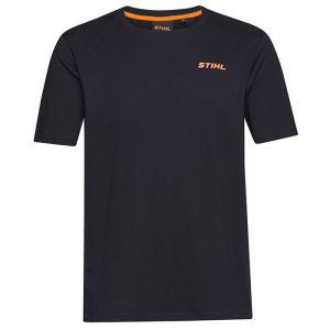 Stihl Logo Circle T-Shirt – Black