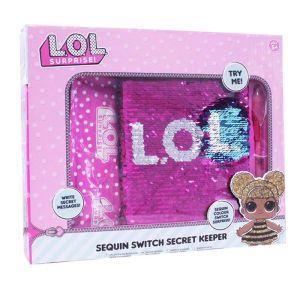 L.O.L. Surprise! Sequin Switch Secret Keeper