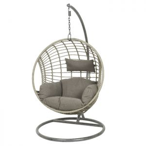 London Single Hanging Egg Chair