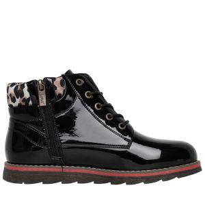 Lotus Women's Naomi Ankle Boots - Black