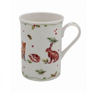 Lesser & Pavey Winter Forest Mug