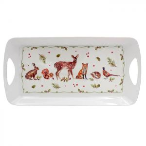 Lesser & Pavey Winter Forest Tray - Medium