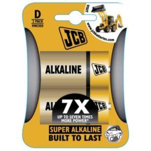 JCB Super D Battery - 2 Pack