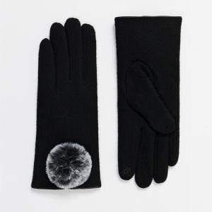 Pia Rossini Women's Lucia Gloves – Black