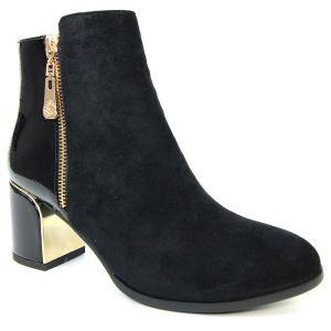 Lunar Women's Goldie Ankle Boots - Black