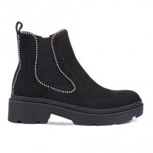 Lunar Women's Rebound Ankle Boot - Black