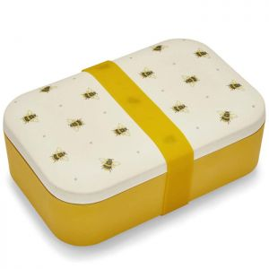 Cooksmart Bamboo Lunch Box  - Bumble Bee