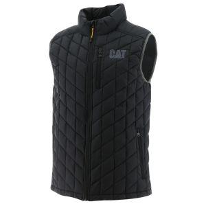 CAT Men's Lightweight Insulated Bodywarmer - Black
