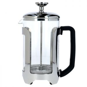 Le'Express Stainless Steel Cafetiere - 12 Cup
