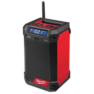Milwaukee M12RCDAB+0 Jobsite DAB Radio - Body Only