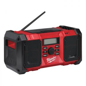 Milwaukee M18JSRDAB+-0 Jobsite DAB+ Radio - Body Only