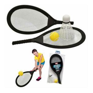 M.Y Jumbo Tennis & Badminton Racket Set